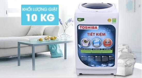 Máy giặt Toshiba 8kg nào chất lượng?