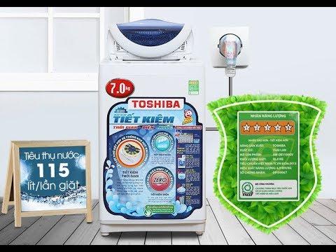Máy giặt Toshiba 9kg và cách khắc phục các vấn đề thường gặp